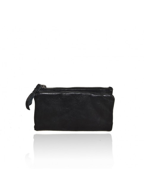 Woman washed leather wallet - YP38