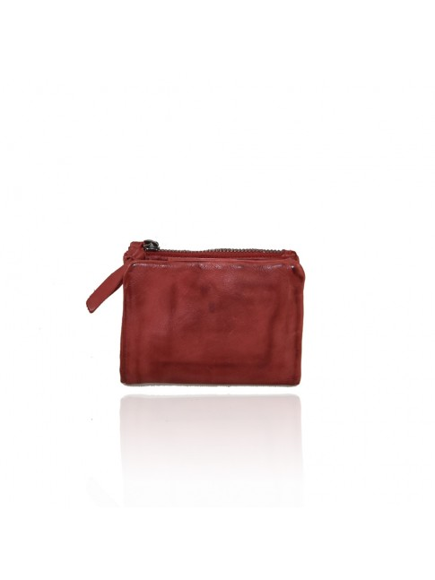 Woman washed leather wallet - YP37
