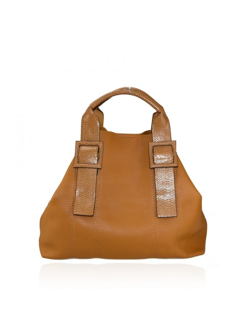 Woman synthetic leather bag - PF702
