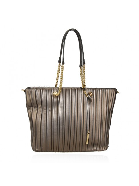 Woman synthetic leather shoulder bag - 91060