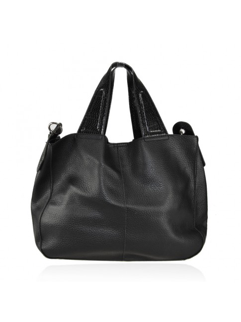 Woman synthetic leather bag - PF707
