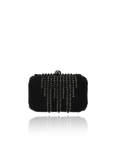 Woman clutch with chain - V4520
