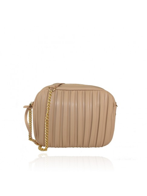 Woman synthetic leather shoulder bag - 91064