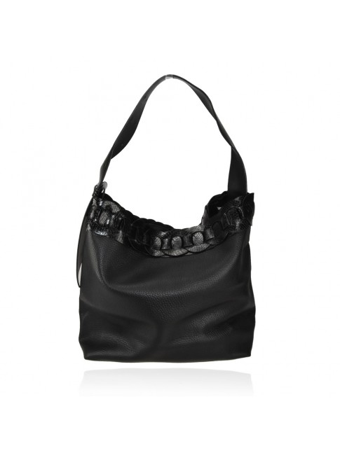 Woman synthetic leather bag - PF706