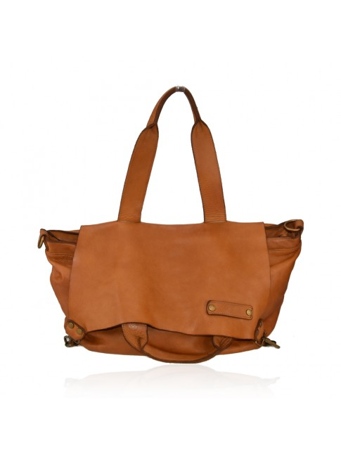 Woman washed leather bag - PC56861