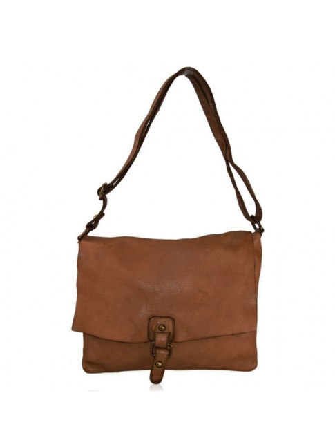 Woman washed leather bag - HN35838