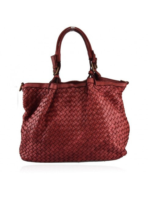 Woman washed leather bag - ZI59865