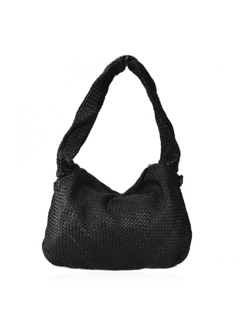 Woman washed leather bag - HV53858
