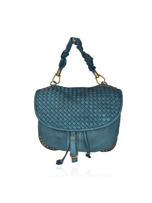 Woman washed leather bag - RT55861