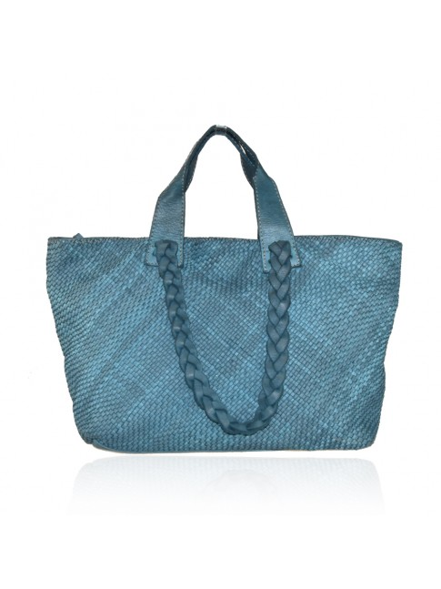 Woman washed leather bag - SI55861