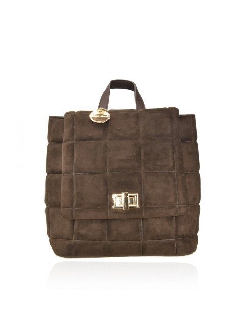 Woman  backpack synthetic leather - BO020