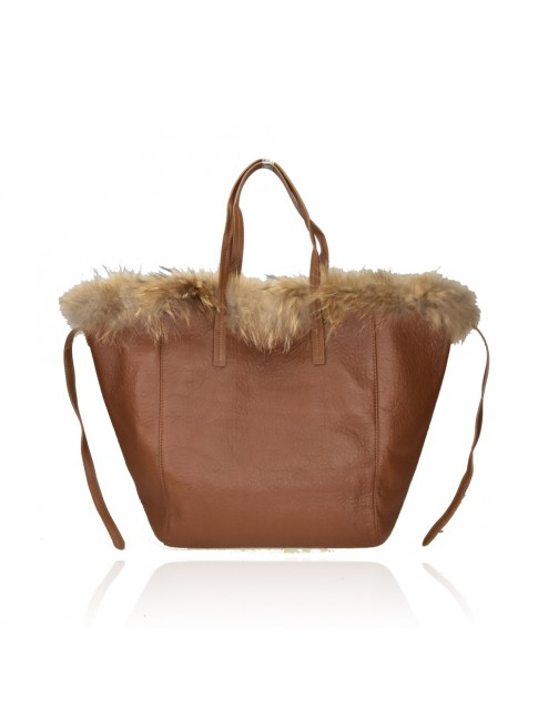 Woman synthetic leather bag - PF766