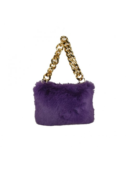 Woman synthetic leather bag - BO140