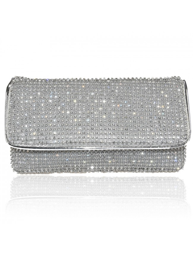 Woman clutch with chain