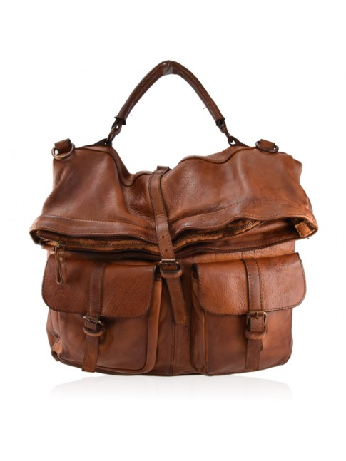 Convertible hand bag in backpack