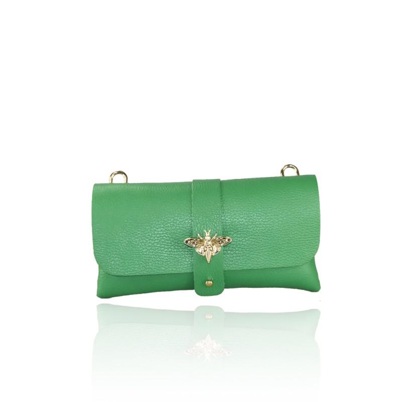 Bags Donna Tracolla Catena Boutique Borsa Con Pelle In Mercury x0qdnBOwZB