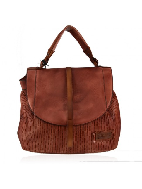 Woman synthetic vintage bag