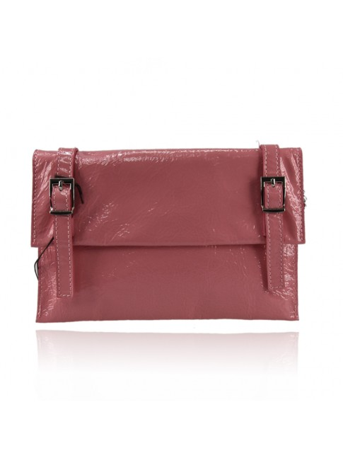 Pochette - busta in pelle 100% made italy