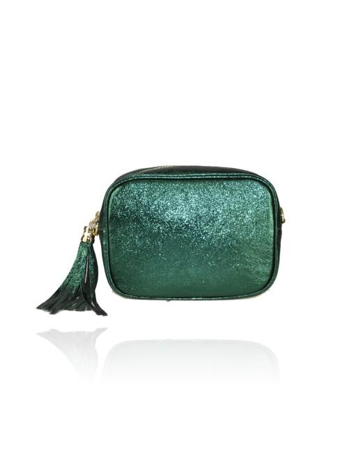 Cintura donna in cavallino a fantasia zebra