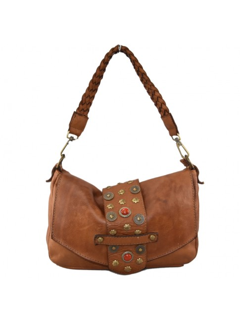 Shoulder woman washed bag